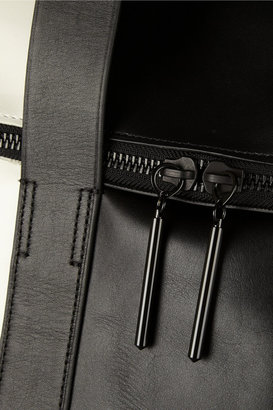 3.1 Phillip Lim Hour color-block leather tote