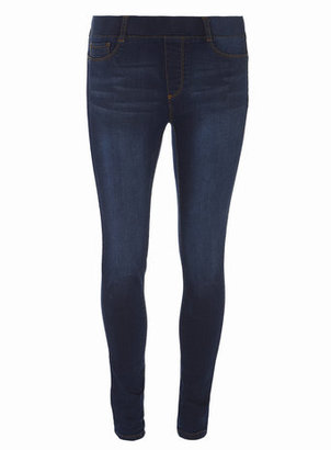 Dorothy Perkins Indigo 'Eden' Authentic Ultra Soft Jeggings