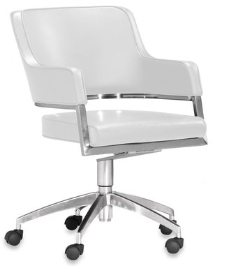 Bed Bath & Beyond Zuo Modern Performance Office Chair in White