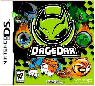 Nintendo DaGeDar for DS