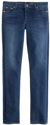 J.Crew Stretch matchstick jean in dark Luella wash