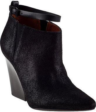 Rebecca Minkoff La Roux Ankle Boot Black Suede