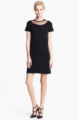 RED Valentino Merino Wool Dress
