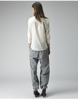 Boy By Band Of Outsiders tab cuffed pant