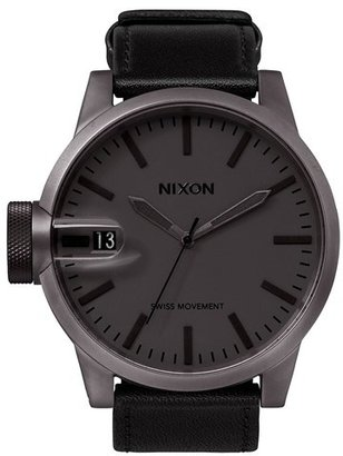 Nixon 'The Chronicle' Watch, 48mm