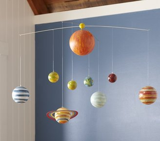 Pottery Barn Kids Planet Ceiling Mobile