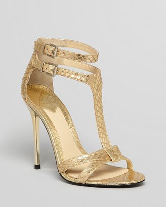 Brian Atwood Sandals - Laetitia Strappy High Heel