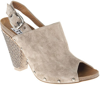 Barneys New York CO-OP Slingback Mule - Taupe