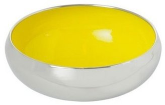 Vue 'Reactive' Stainless Steel Bowl With Colour Large