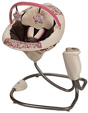 Graco Jacqueline Sweetpeace Baby Swing