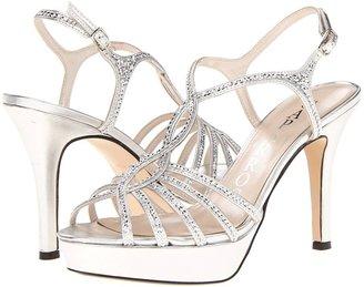 Caparros Zephyr (Silver) - Footwear