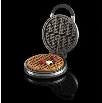 Calphalon No Peek Round Waffle Iron