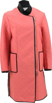 3.1 Phillip Lim Detachable Leather Bib Coat