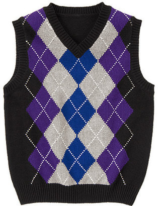 Gymboree Argyle Sweater Vest