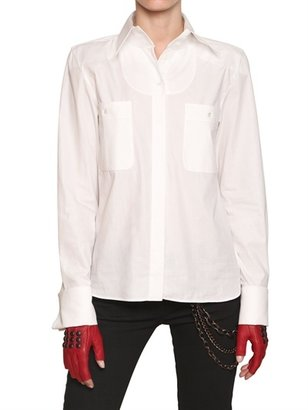 Karl Lagerfeld Paris - Рубашка Из Поплин