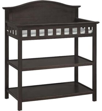 Thomasville Kids Southern Dunes Changing Table with Pad Color: Espresso