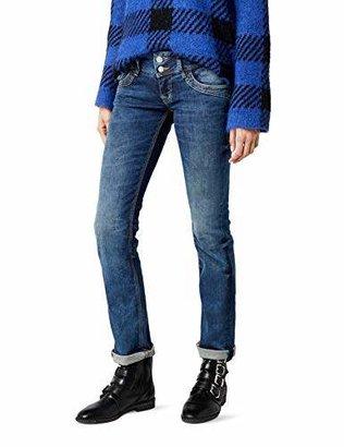 LTB Women's Jonquil Straight Jeans, Blau (Blue Lapis Wash 3923)