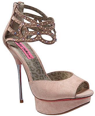 Betsey Johnson Taalia Platform Sandals