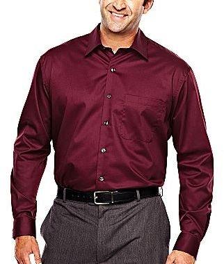 Van Heusen No-Iron Shirt – Big & Tall