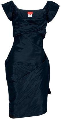 Vivienne Westwood Taffeta dress