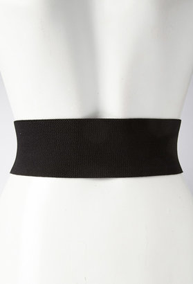 Forever 21 Studded Faux Leather Waist Belt