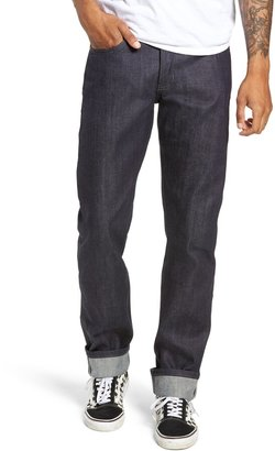 Naked & Famous Denim Weird Guy Slim Fit Selvedge Jeans