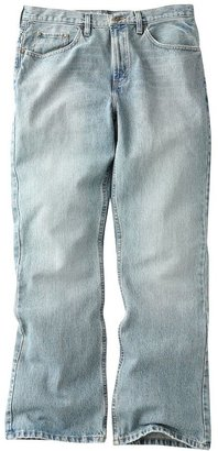 Men's Urban Pipeline® Relaxed Bootcut Jeans $44 thestylecure.com