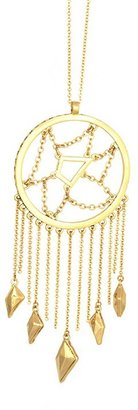 Belle Noel by Kim Kardashian Dream Catcher Necklace