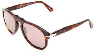 Persol Men's 0PO0649 Round Sunglasses
