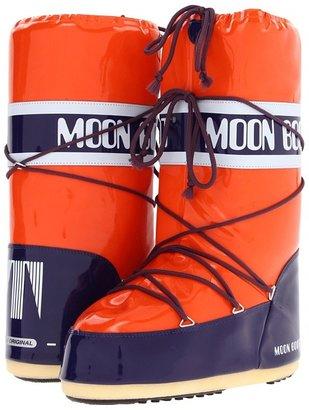 Tecnica 10 Vinyl Moon (Orange/Cobalt) - Footwear