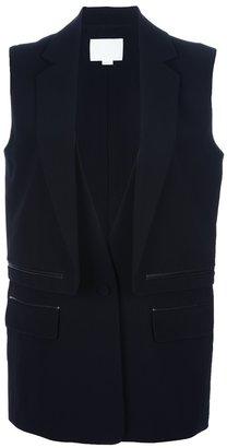 Alexander Wang layered waistcoat