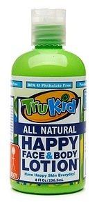 TruKid Happy Face & Body Lotion