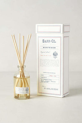 Anthropologie Barr-Co. Reed Diffuser