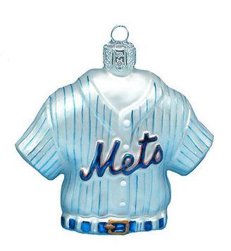 Kurt S. Adler Mets Jersey Ornament