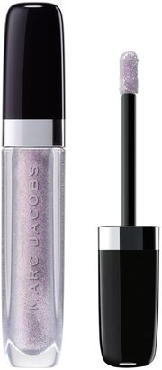 Marc Jacobs Enamored (with Pride) Dazzling Gloss Lip Lacquer - Colour Silver Surf