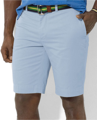 Polo Ralph Lauren Big and Tall Shorts, Preston Westport Chino Shorts