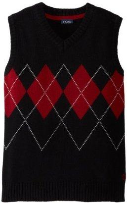 Izod Kids Big Boys' Argyle Sweater Vest