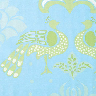 Serena & Lily Citrus Peacock Fabric by the Yard