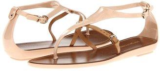 Sergio Rossi A25810 (Nudo/Terre) - Footwear