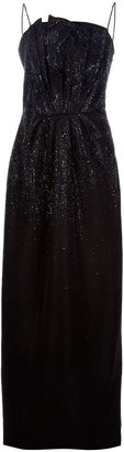 Giorgio Armani embellished full-length gown