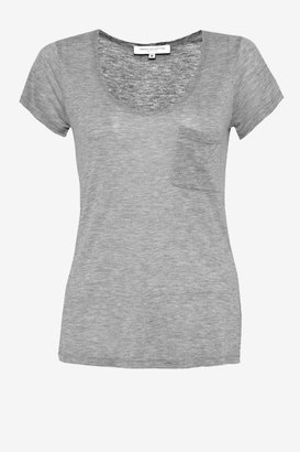 French Connection Classic Marl Luxe T-Shirt