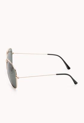 Forever 21 F4374 Iconic Aviator Sunglasses