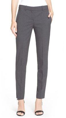 Women's Theory 'Testra 2B' Stretch Wool Pants $265 thestylecure.com