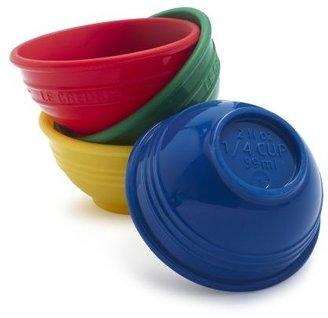 Le Creuset Multi-Color Pinch Bowls, Set of Four