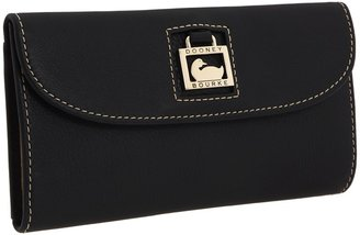 Dooney & Bourke Dillen 2 Continental Clutch (Bone) - Bags and Luggage