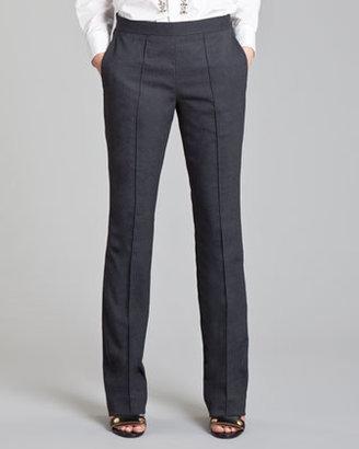 Marni Side-Zip Wool Pants