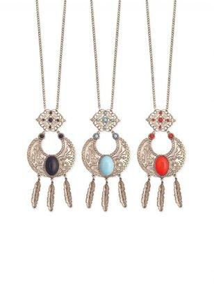 Z Designs Southwestern Necklace