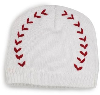 Mud Pie Newborn Baby-Boys Baseball Knit Cap