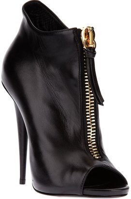 Giuseppe Zanotti Design zip-up booties