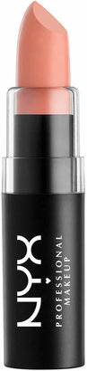 Nyx Cosmetics Matte Lipstick - Nude $5.99 thestylecure.com